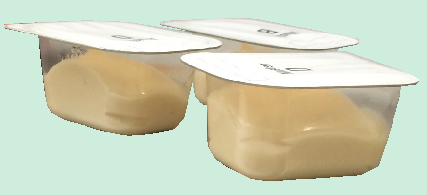 Dosage pompable Minis portions Mayonnaise